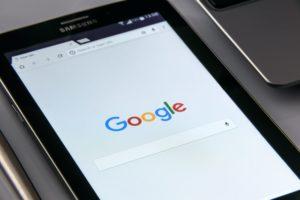 moteur de recherche google algorithme sur mobile pour une experience utilisateur