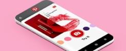 pinterest sur smartphone